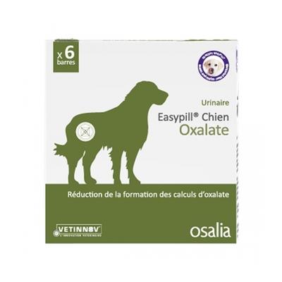 EASYPILL Oxalate- Boite de 6 Barres de 28g