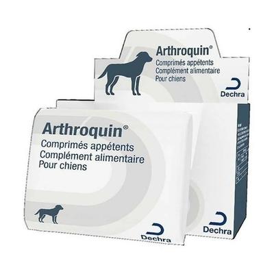 Dechra - ARTHROQUIN CHIEN 240 Comprimés