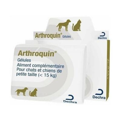 Dechra - ARTHROQUIN Chien / Chat 120 Comprimés