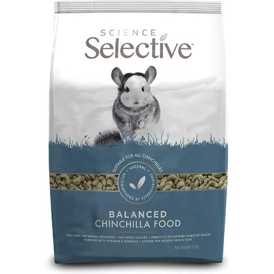 Supreme Petfoods Selective - Granules pour Chinchilla