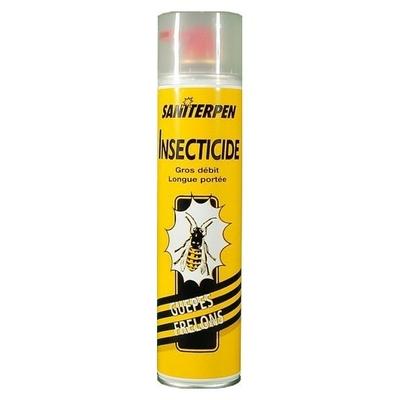 SANITERPEN Insecticide Guêpes Frelons 600ml