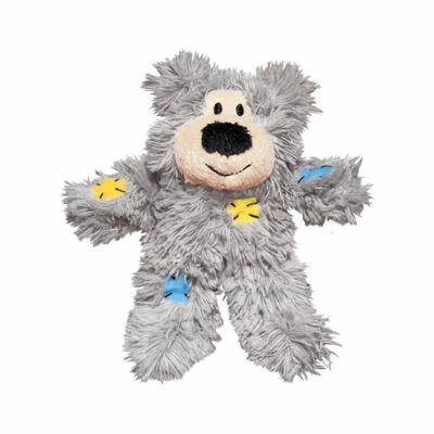 Kong Softie Satchwork Bear