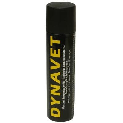 DYNAVET -Recharge pour Collier pulvérisateur Moutarde 75ml