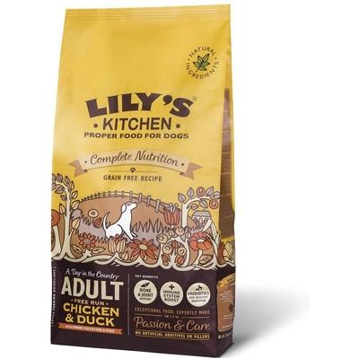 Lily's - Croquette sans céréales chien Poulet Canard