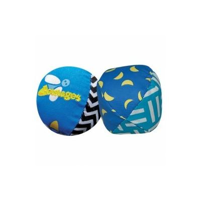 Balles silencieuses phosphorescentes