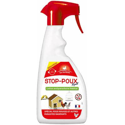 Le Fermier - Stop poux pour Volaille