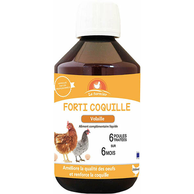 Le Fermier - Forti coquille