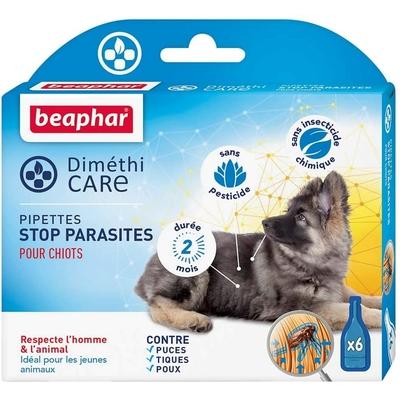 BEAPHAR – DIMÉTHICARE – Pipettes stop parasites pour chiot