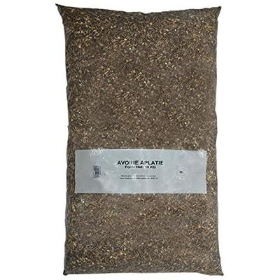 GASCO - Avoine Aplatie pour Cheval - 10 kg