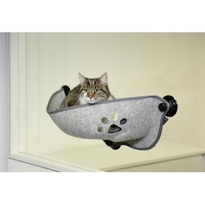 Hamac de fenêtre pour chat Filzino