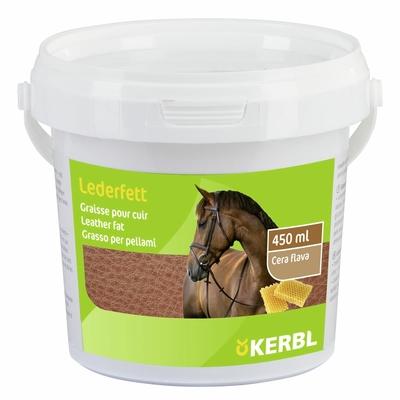 Graisse pour le cuir à la cire d'abeille  450ml