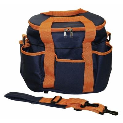 KERBL - Sac de rangement marine/orange