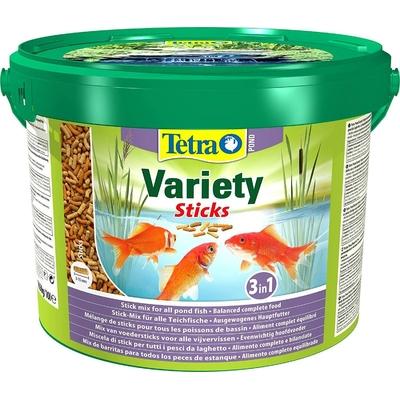 Tetra Pond Variety Sticks – Mélange Complet