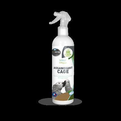 GASCO - Biovetol Spray Assainissant Cage