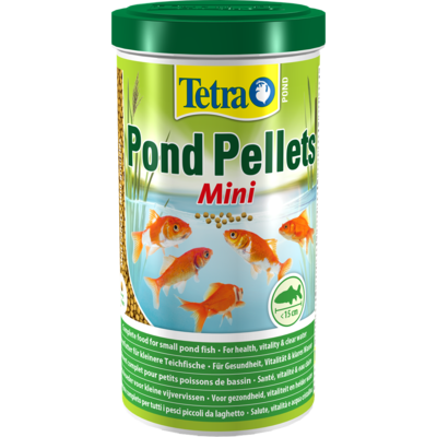 Tetra Pond - Pellets Mini