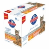 Hills Science Plan - Feline Sterilised - Young Adult - 2 Saveurs - lot de 12x 85g noszanimos