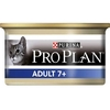 Purina Proplan Adult 7+ - Au Thon - Lot 24 x 85gr 2 noszanimos