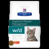 HILL's feline-prescription-diet-wd noszanimos