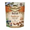 carnilove crunchy-snack-autruche-et-mures-200gr noszanimos