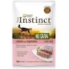 Sachet True Instinct pour Chat - No Grain Saumon noszanimos