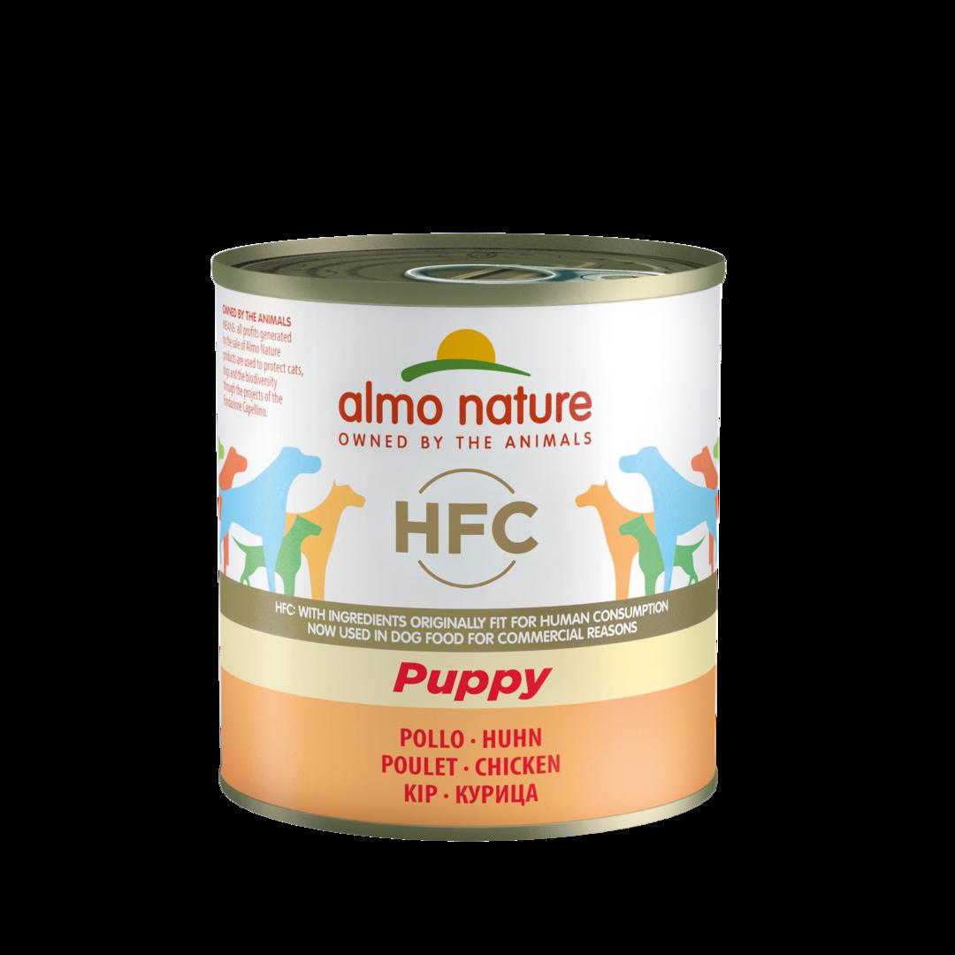 almo nature HFC Puppy Poulet noszanimos