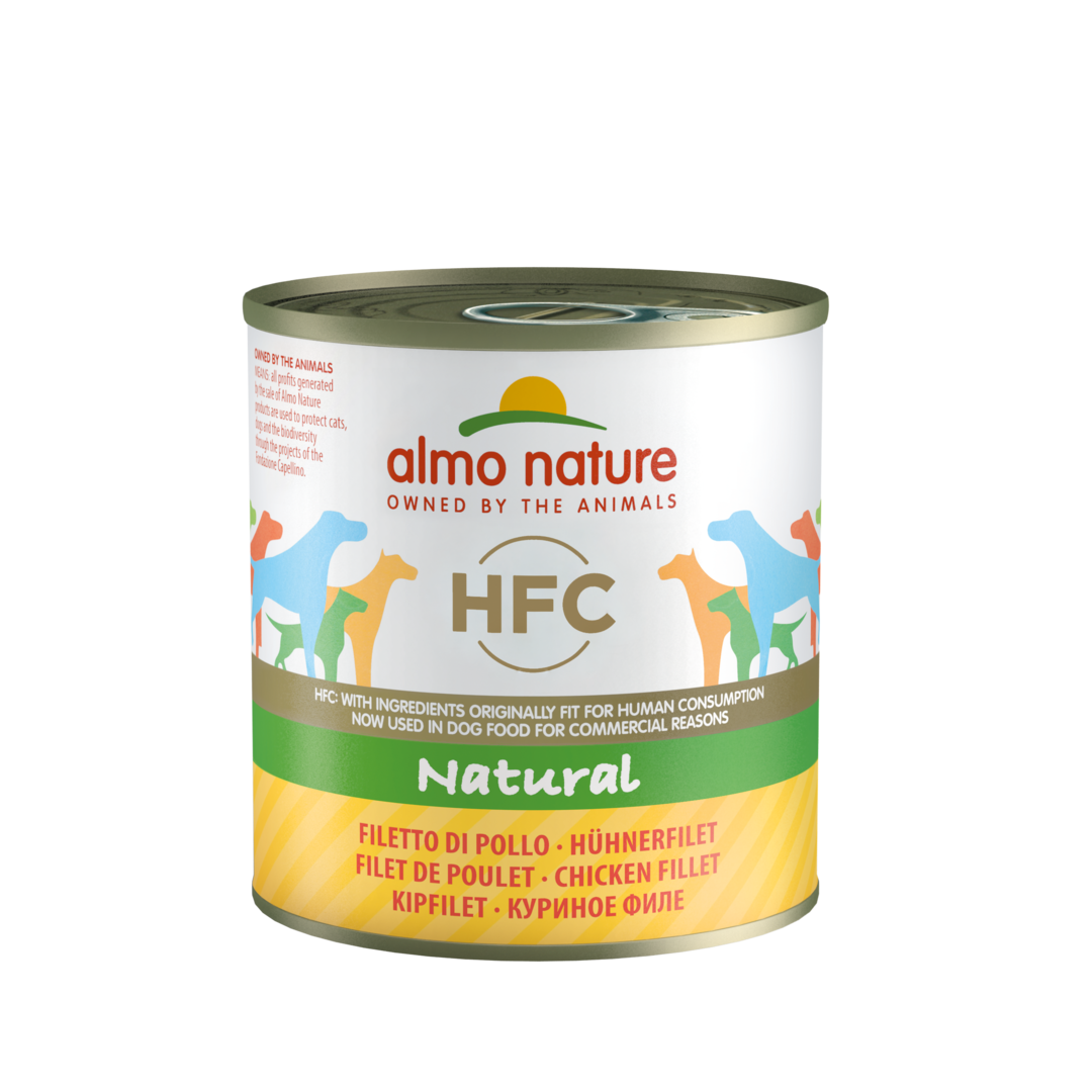 Almo Nature HFC NATURAL FILET DE POULET noszanimos