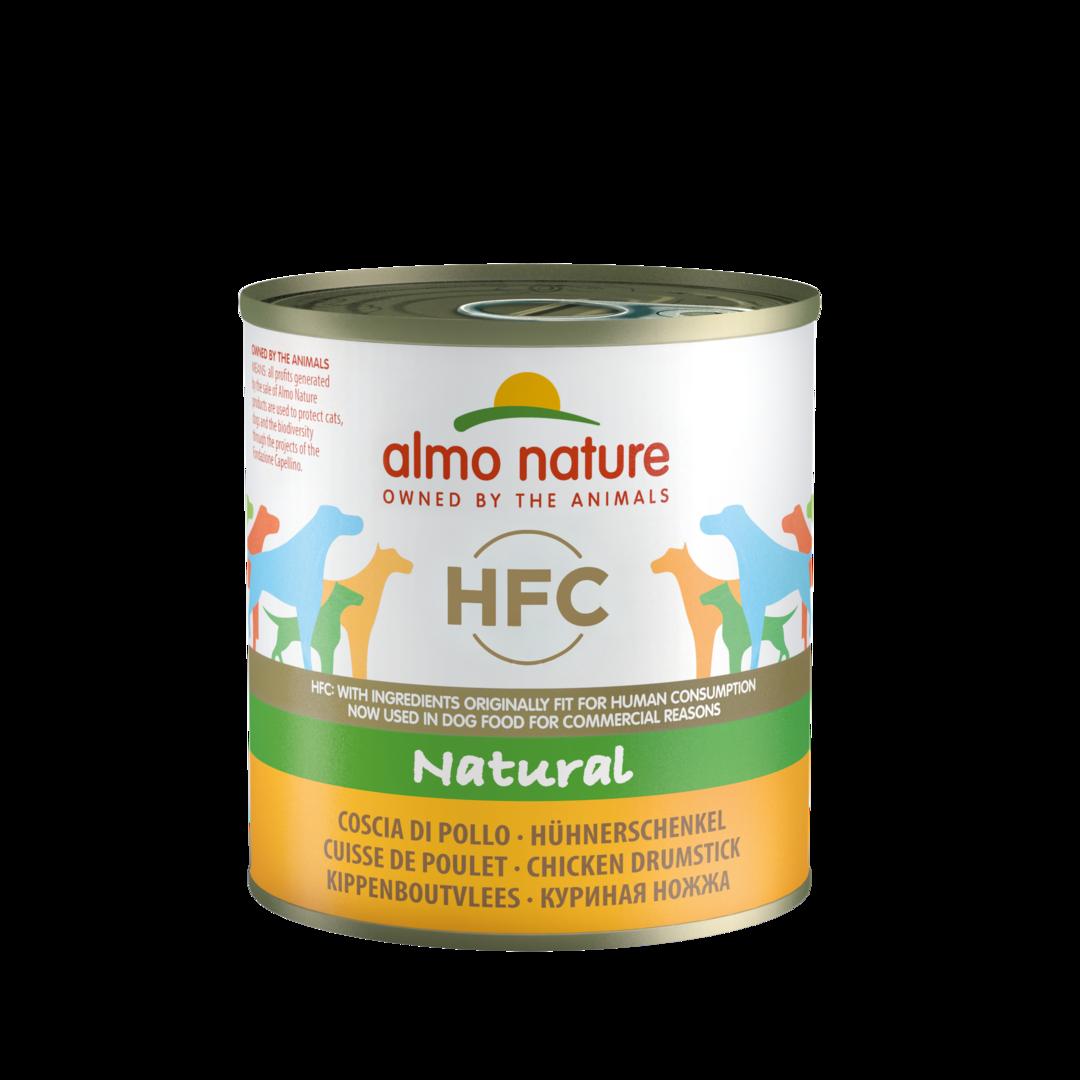 Almo Nature HFC NATURAL CUISSE DE POULET noszanimos