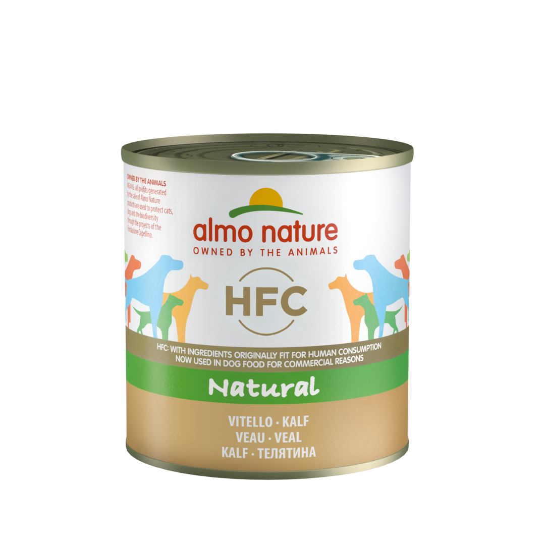 Almo Nature HFC NATURAL Veau noszanimos