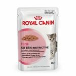 royal-canin-kitten-gravy 2 lot de 12 noszanimos