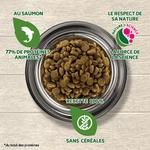 Eukanuba NaturePlus+ Croquettes Sans Céréales pour Chiot 2 noszanimos