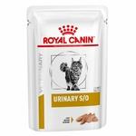 Royal Canin Veterinary diet cat urinary s o mousse NosZanimos