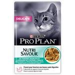 Purina ProPlan Cat Nutri Savour Sachet poisson pour les Chats 85 g NosZanimos