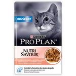 Purina Proplan Cat Nutrisavour Junior Housecat Saumon pochons 85 grs NosZanimos
