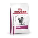 Croquettes Royal Canin Veterinary diet cat renal noszanimos