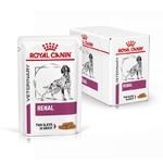 Royal Canin Veterinary diet dog renal  - 12 sachets 150gr 2 NosZanimos