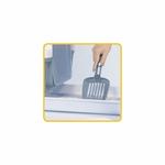 Zolux Maison Toilette Clever Bleu 3