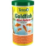 Tetra Pond - Alimentation Goldfish Colour mINI  Pellets - 1 L
