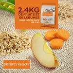 Natures Variety - Croquettes pour chat Original Sterilized au Saumon 3