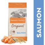 Natures Variety - Croquettes pour chat Original Sterilized au Saumon 1
