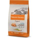 Nature's Variety - Croquettes pour chat Original Sterilized au Saumon
