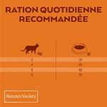 Natures Variety - Croquettes pour chat Original Stérilisé - Dinde 5