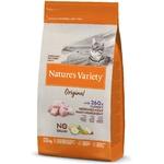 Nature's Variety - Croquettes pour chat Original Stérilisé - Dinde