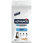 Croquettes ADVANCE pour Chien Maxi Adult - Light Poulet - 14kg