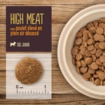 True Instinct  - Croquettes pour Chien  Junior  High Meat  Poulet- 2kgd