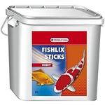 FISHLIX - Alimentation Poisson Etang - Sticks flottants multicolores - Sac 5kg