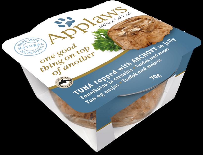applaws Thon aux anchois 70G noszanimos