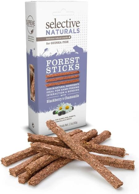 Supreme Petfoods Friandise Forest Sticks pour Cochon d'Inde NosZanimos