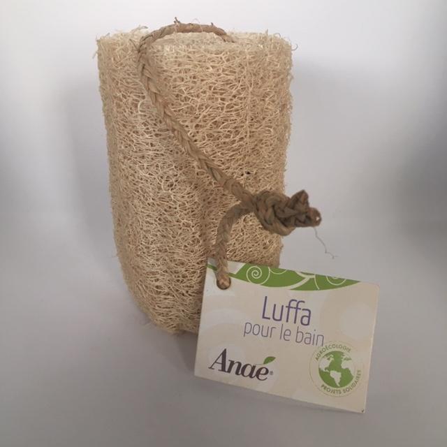 Éponge Luffa pour le bain