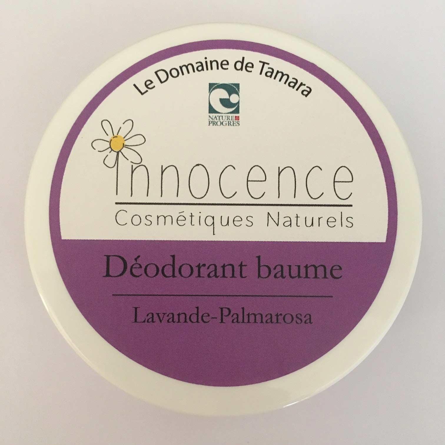 Déodorant Baume - Lavande Palmarosa
