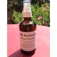 """Huile de massage """"Peau Douce"""" - 100 ml"""